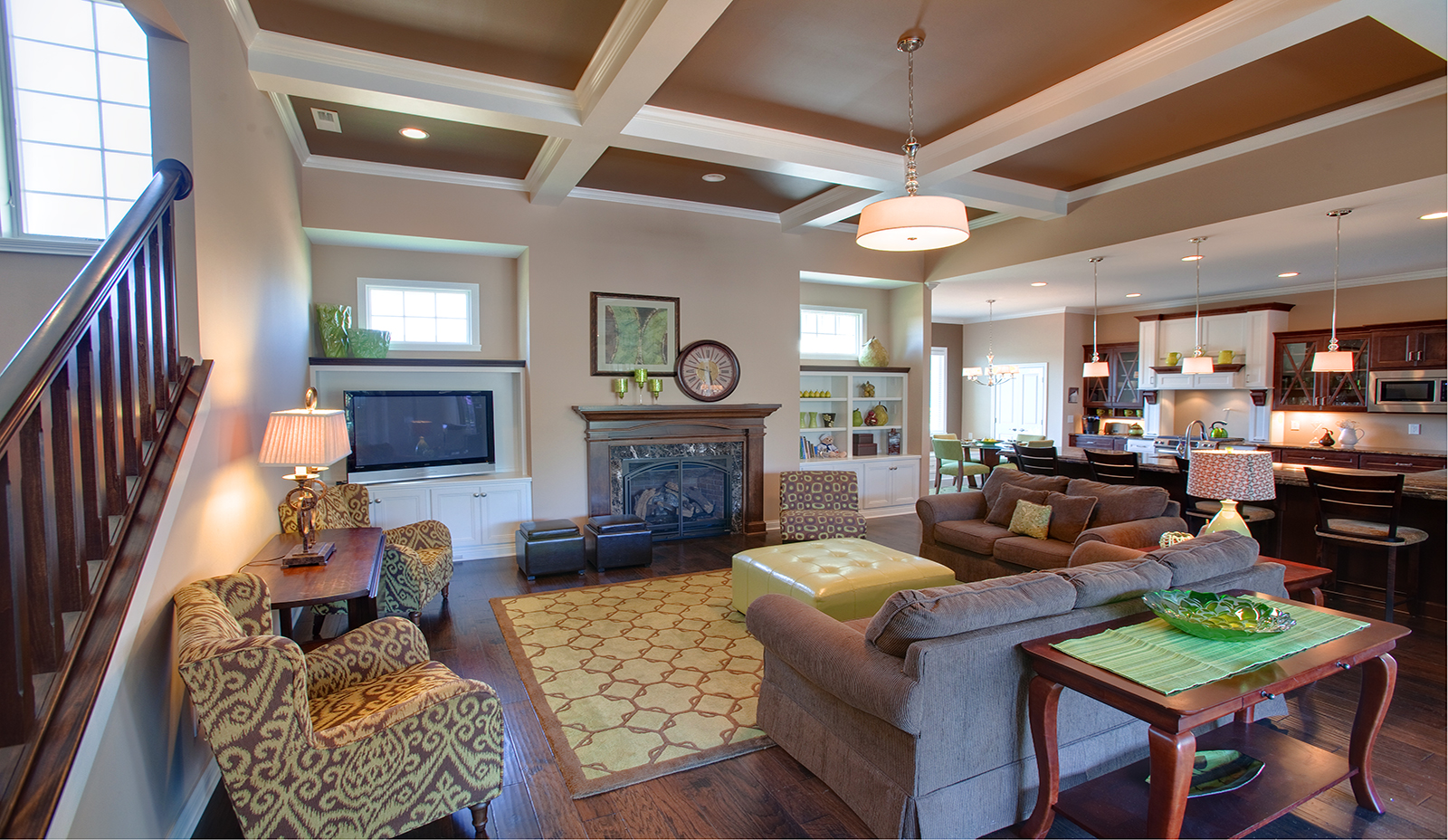 McKenzie Collection: Great Rooms