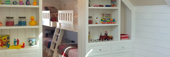 A Room of Their Own: Designing A Playroom Your Grandchildren Will Love